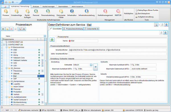 CONTECHNET Software